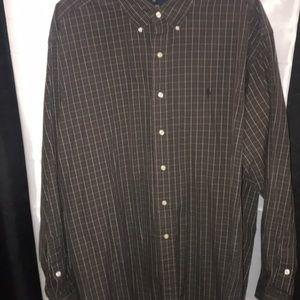 Ralph Lauren Mens Blake Cotton Shirt J35